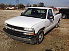 1999 Chevrolet C1500 Pickup Truck