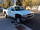1999 Chevrolet K2500 4x4 Pickup Truck