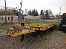 1999 Custom 10T100 10-Ton T/A Tagalong Equipment Trailer