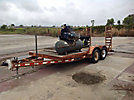 1999 Custom Built T/A Tagalong Equipment Trailer