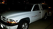 1999 Dodge Dakota Pickup Truck