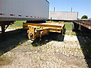 1999 Flatbed T/A Tagalong Equipment Trailer