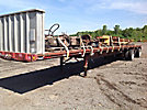 1999 Fontaine 48' T/A High Flatbed Trailer