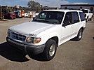 1999 Ford Explorer 4-Door Sport Utility Vehicle