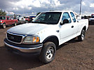 1999 Ford F150 4x4 Extended-Cab Pickup Truck