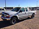 1999 Ford F250 4x4 Extended-Cab Pickup Truck