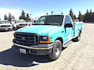 1999 Ford F250 Service Truck