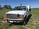1999 Ford F350 4x4 Service Truck