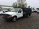 1999 Ford F350 Stake Truck