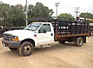 1999 Ford F450 Stake Truck