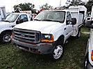 1999 Ford F450 Stake Truck