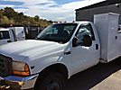 1999 Ford F550 Service Truck