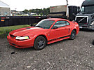 1999 Ford Mustang 2-Door Coupe