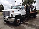 1999 GMC C8500 Flatbed Truck, 12' body