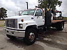 1999 GMC C8500 Flatbed Truck