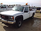 1999 GMC K2500 4x4 Pickup Truck