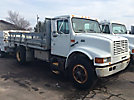1999 International 4700 Flatbed Truck