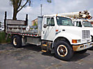 1999 International 4700 Flatbed Truck