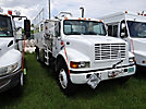 1999 International 4900 Vactor Truck