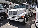 1999 International 4900 Water Tank Truck