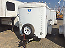 1999 Interstate 8' S/A Enclosed Utility Trailer