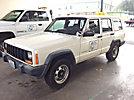 1999 Jeep Cherokee 4x4 4-Door Sport Utility Vehicle