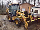 1999 John Deere 310SE 4x4 Tractor Loader Extendahoe