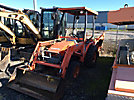 1999 Kubota B21 4x4 Tractor Loader Backhoe