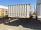 1999 Transcraft T/A High Flatbed Trailer