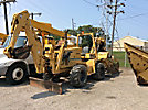 1999 Vermeer V8550A Rubber Tired Trencher