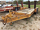 2000 Belshe T16 T/A Tagalong Equipment Trailer
