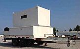 2000 Boaz 64D013, 9-Ton T/A Enclosed Utility Trailer