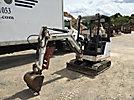 2000 Bobcat 322G Mini Hydraulic Excavator,