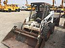 2000 Bobcat 763 Rubber Tired Skid Steer Loader