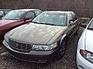 2000 Cadillac STS 4-Door Sedan