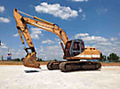 2000 Case 9030B Hydraulic Crawler Excavator