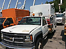 2000 Chevrolet C3500HD Enclosed Service Truck