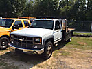 2000 Chevrolet C3500HD Flatbed Truck,