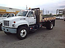 2000 Chevrolet C7500 Flatbed Truck
