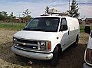 2000 Chevrolet G3500 Cargo Van