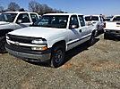 2000 Chevrolet K1500 4x4 Extended-Cab Pickup Truck