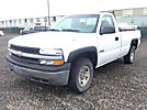 2000 Chevrolet K2500 4x4 Pickup Truck