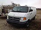 2000 Dodge B3500 Cargo Van