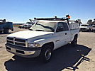 2000 Dodge D2500 Extended-Cab Pickup Truck