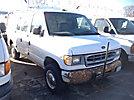 2000 Ford E250 Cargo Van