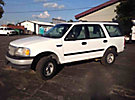 2000 Ford Expedition 4x4 4-Door Sport Utility Vehicle