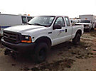 2000 Ford F250 4x4 Extended-Cab Pickup Truck