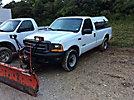 2000 Ford F250 4x4 Pickup Truck