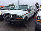 2000 Ford F250 Extended-Cab Pickup Truck, with cap