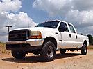 2000 Ford F350 4x4 Crew-Cab Pickup Truck